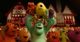 Movie Review – Monsters University