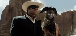 Movie Review – The Lone Ranger