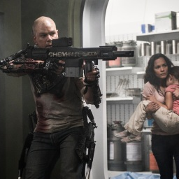Movie Review – Elysium