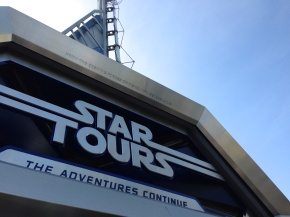 """I keep hoping that one of these time the new Star Tours won't disappoint me, but it does. Every time. The original attraction worked really well and had impeccable pacing. This version says """"to hell with pacing"""" in favor of randomization and wall-to-wall, but ultimately empty fan service."""