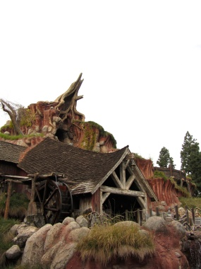 Splash Mountain. This is one of my absolute favorites, and traditionally the first ride of each trip for me. Sadly it was in pretty poor shape at the beginning of the month – the lighting was terrible and there were quite a few animatronics not working or missing altogether. It's since closed for refurbishment; hopefully it comes back looking marvelous once again.
