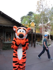 """""""Mugging for the camera is what Tiggers do best!"""""""