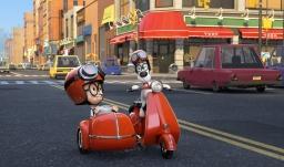 Movie Review – Mr. Peabody & Sherman