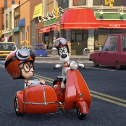 Movie Review – Mr. Peabody & Sherman