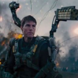 Movie Review – EDGE OF TOMORROW