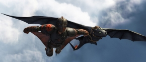 Movie Review – HOW TO TRAIN YOUR DRAGON 2