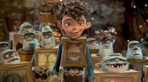 Movie Review – THEBOXTROLLS