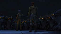 "STAR WARS REBELS Review – ""Gathering Forces"""