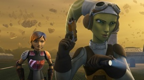 """STAR WARS REBELS Review –""""Out ofDarkness"""""""