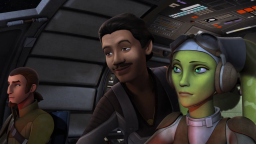 "STAR WARS REBELS Review – ""Idiot's Array"""