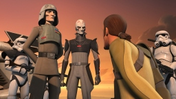 """STAR WARS REBELS Review – """"Call to Action"""""""
