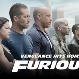 Movie Review – FURIOUS SEVEN