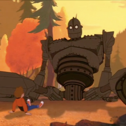 David's Favorite Movies – THE IRON GIANT