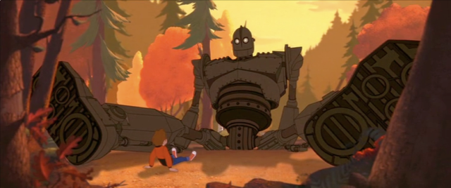 The Iron Giant Screen 1