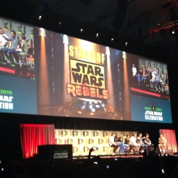 STAR WARS REBELS Season Two Panel and First Look