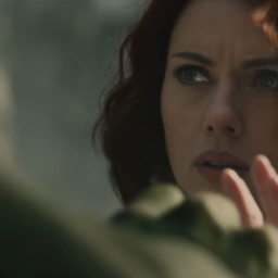 On Natasha Romanoff in AVENGERS: AGE OF ULTRON