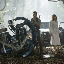 Movie Review – JURASSIC WORLD
