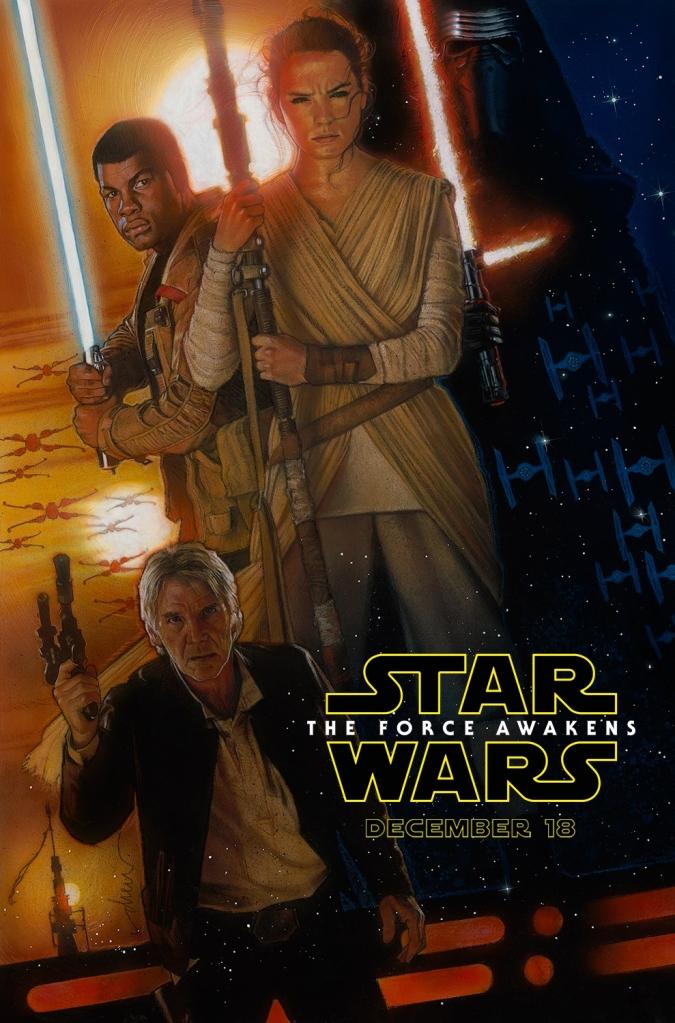 Force Awakens D23