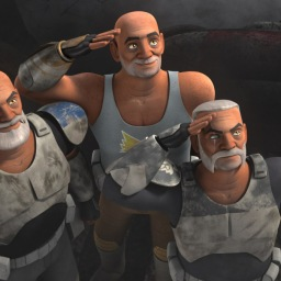 STAR WARS REBELS Primer – Captain Rex and the Clone Troopers