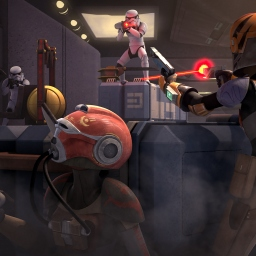 "STAR WARS REBELS Review – ""Blood Sisters"""