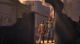 "STAR WARS REBELS Review – ""Legacy"""