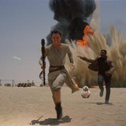 Movie Review – STAR WARS: THE FORCE AWAKENS