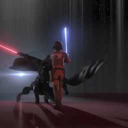 STAR WARS REBELS Mid-Second Season Trailer