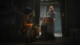 "STAR WARS REBELS Review – ""Homecoming"""