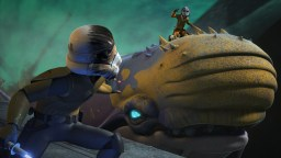 """STAR WARS REBELS Review – """"The Call"""""""