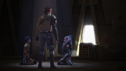 "STAR WARS REBELS Review – ""Shroud of Darkness"""