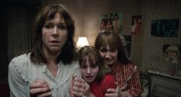 Interview: THE CONJURING 2's Madison Wolfe and Frances O'Connor