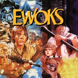 STAR WARS Legends: High Fantasy on Endor in the EWOKS Movies