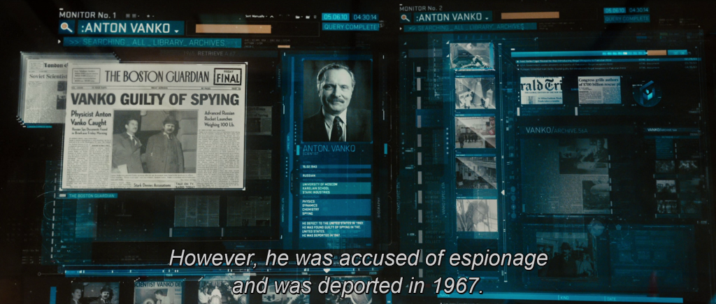 """""""However, he was accused of espionage and was deported in 1967."""""""
