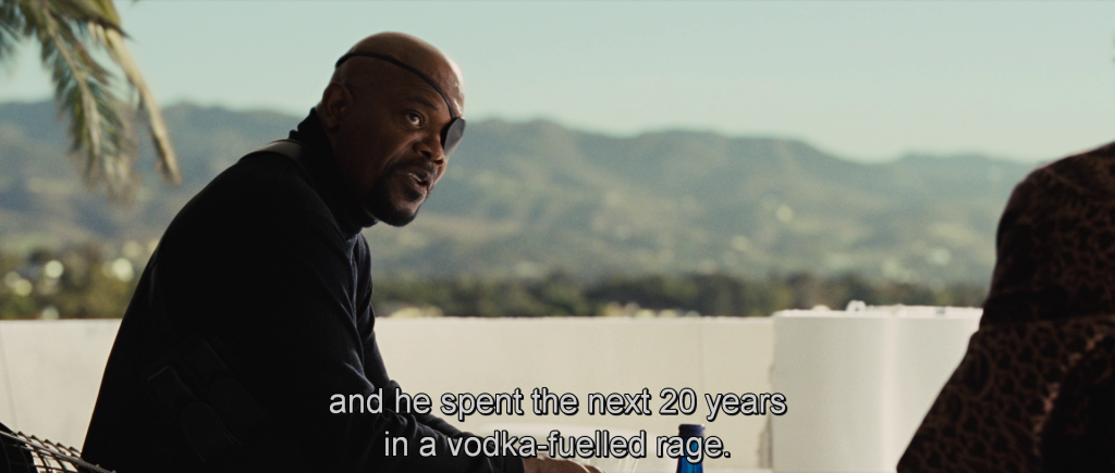 """…and he spent the next 20 years in a vodka-fueled rage."""