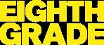 """Eighth Grade"" logo."