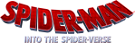 """Spider-Man: Into the Spider-Verse"" logo."