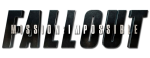 """Mission: Impossible – Fallout"" logo"