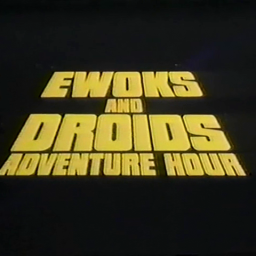 EWOKS and DROIDS and the End of STAR WARS