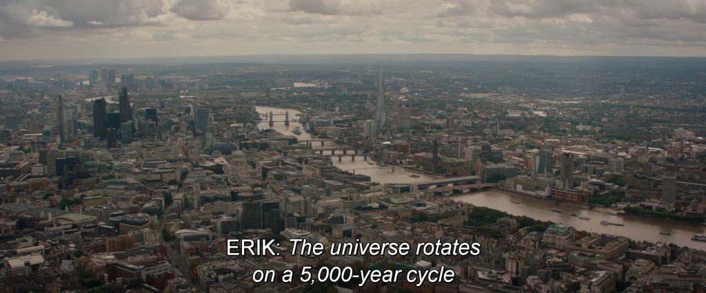 Erik Selvig says,