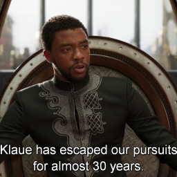 The Unofficial MCU Timeline, Part 18 – BLACK PANTHER
