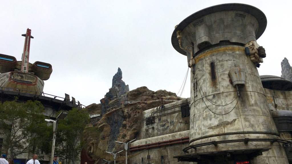 Black Spire Outpost at Star Wars: Galaxy's Edge